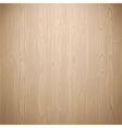 Light Wood Seamless Pattern Texture vector image
