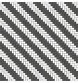 Parquet monochrome seamless texture vector image