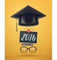 Class of 2016 vector image