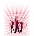 Play that music vector image