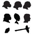 homo sapiens vector image