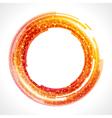Abstract Digital Ring vector image vector image