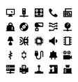 Electronics-and-Devices-4 vector image