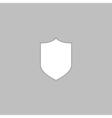 Shield computer symbol vector image