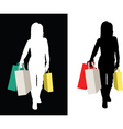 power shopper vector image