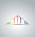 Architect logo vector image