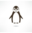 Surprised Penguin vector image