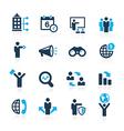Business Opportunities Azure vector image vector image