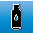water concept icon design vector image
