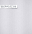 Tissue paper texture vector image