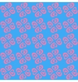 Valentine Seamless Hearts Pattern eps10 vector image vector image