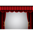 Theatre vector image