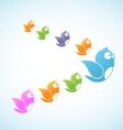 Social Media Followers vector image vector image