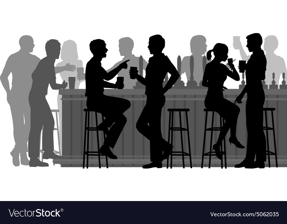 Busy bar vector