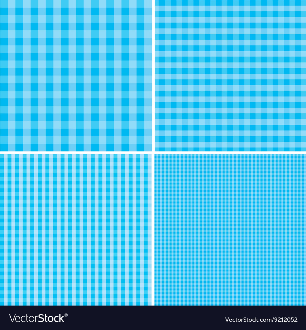 Blue and white background for picnics eps 10 vector