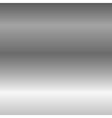 silver texture horizontal gradient template vector image