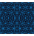 Laced abstract dark blue background vector image vector image
