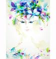 summer women vector image vector image