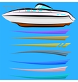 Set of Boat Graphics vector image