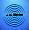 Abstract background with blue ripple waves