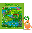 board game insect life 2 vector image