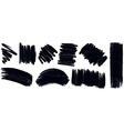 Scribbles vector image