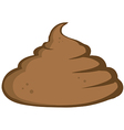 Stinky Pile Of Poop vector image