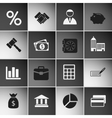 Business Icons Set Vol 2 vector image