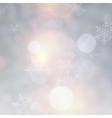 Vibrant christmas background vector image