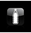 liquid bottle vector image vector image