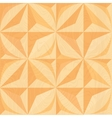 Wood carving Geometric background vector image