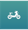 Transportation Flat Icon Pictogram vector image