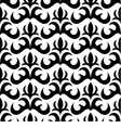 seamless wallpaper in retro style vector image vector image