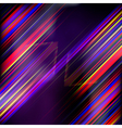 Abstract trendy background with arrows vector image