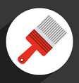 tools icon design vector image