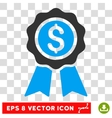 Business Award Icon vector image