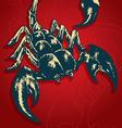 Scorpion - 03 vector image vector image