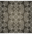 seamless vintage retro pattern vector image
