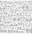 Bow a background vector image vector image