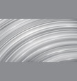 abstract background of curved lines vector image