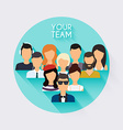 Business Team Business people and business vector image