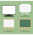 Objects for Presentation vector image