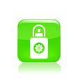 deodorant icon vector image