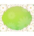 Floral frame2 vector image