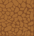 Leather pattern vector image