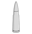 bullet vector image vector image