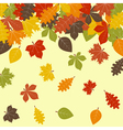 Fall Set vector image