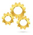 Cogwheel vector image vector image