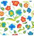Abstract elegance spring seamless pattern with vector image