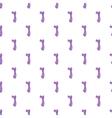 Scarf pattern cartoon style vector image
